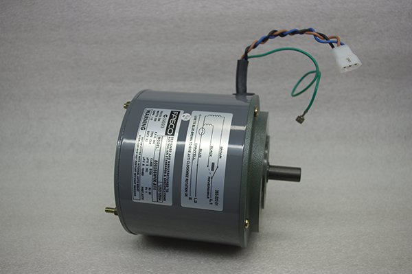 CR 01 Electric Motor 240V 50Hz 3A 250W Image