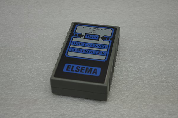 CR 29 Transmitter (Elsema FMT-401) Image