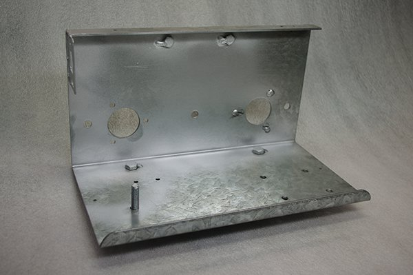 CR 14 Base Plate Side Mount Vertical Lift Image