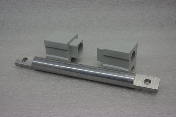 CR 18, CR 20 Guide Blocks & Link Shaft Image