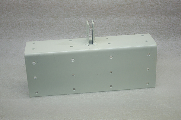 CR 24A Door Bracket Centre Mount Vertical Lift Image