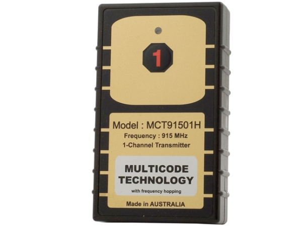 CR 29 Transmitter (Single Channel MCT91501) Image