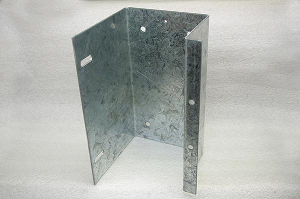 CR 35B Base Plate Bracket Side Mount Vertical Lift Image