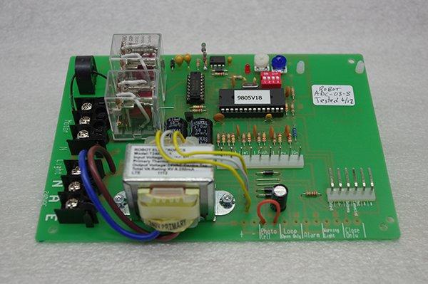 CR 36 Circuit Board Image