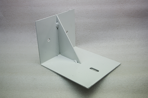 CR 40B End Mounting Bracket Side Mount Vertical Lift Image