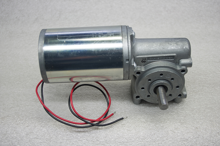 PDS01 Electric Motor 24VDC with Gearbox Image