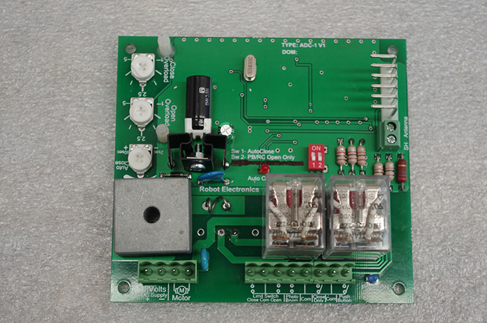 PDS09 PC Board Image