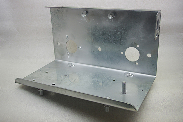 CR 14 Base Plate Centre Mount Vertical Lift Image